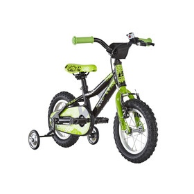 Ghost Powerkid AL 12 Childrens Bike green/black